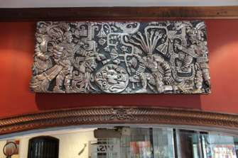 Cuadro Mexicano, cultura Maya