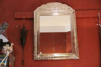 Espejo de alpaca