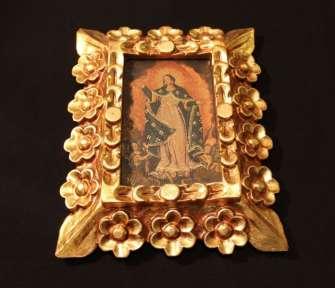 Picture of the Virgin:  Nuestra senora de la asunción