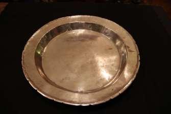 Pure silver Paila/ tray